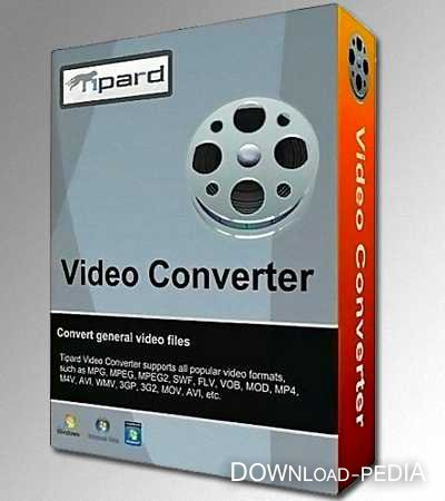 Tipard Video Converter Platinum v6.2.6.10336 Final + Portable