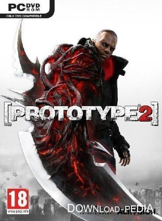 Prototype 2 (2012/RUS/ENG/Lossless Repack �� LinkOFF)