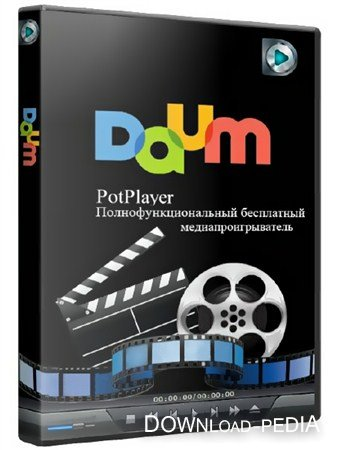 Daum PotPlayer 1.5.34014 Portable