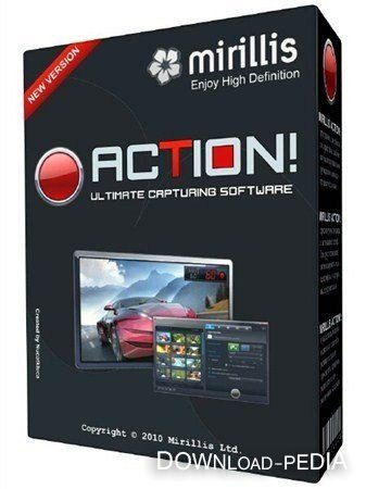 Mirillis Action! 1.8.0 (2012) Final