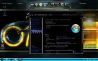 Windows 7 x86 Ultimate Lite for Games v.1.01 (2012/RUS)