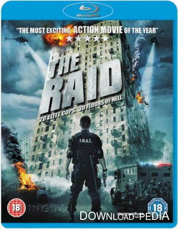 ���� / The Raid: Redemption / Serbuan maut (2011) HDRip