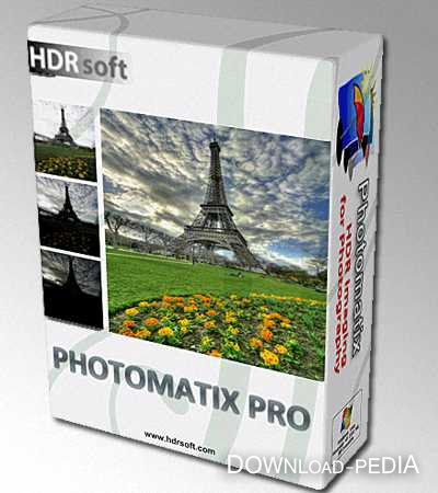 Photomatix Pro v4.2.4 Final + Portable