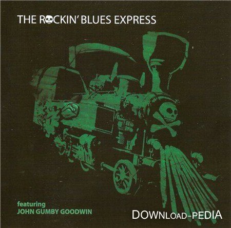 The Rockin' Blues Express - The Rockin' Blues Express (2012)