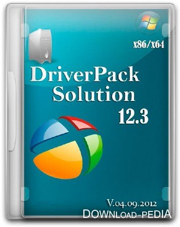 DriverPack Solution 12.3 R257 (04.09.2012)