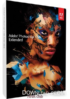 Adobe Photoshop CS6 Extended Portable By Punsh v.13.0.1 [�������, ����������, �������� ����������]