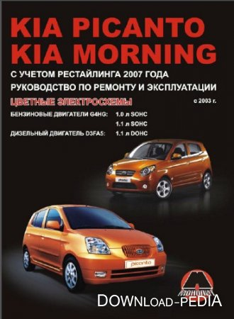 Kia Picanto & Kia Morning ������ � 2003 ����