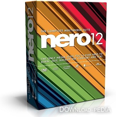 Nero 12.0.02000 Lite RePack by MKN (2012) RUS/ENG