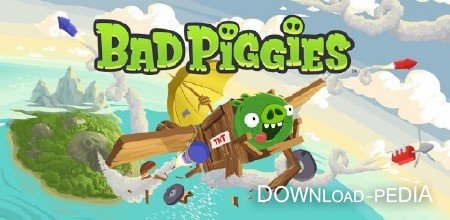 Bad Piggies HD - �������� �������