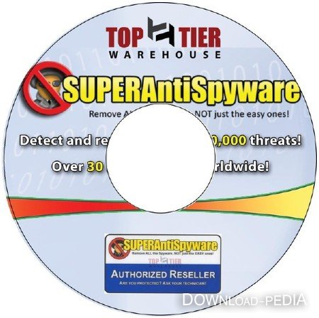 SUPERAntiSpyware Professional v 5.6.1012 Final (ENG/RUS) 2012