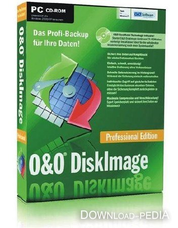 O&O DiskImage Professional Edition 7.0. Build 58