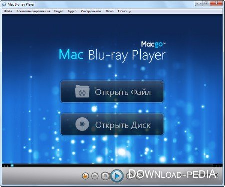 Mac Blu-ray Player 2.6.2.1029 (ML/RUS) 2012