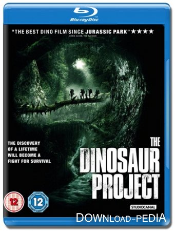 ������ �������� / The Dinosaur Project (2012) HDRip-AVC