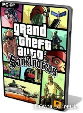 GTA San Andreas + MultiPlayer v0.3e (2012/Rus/Mul)