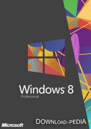 Windows 8 Professional (x64) English Original MSDN ISO