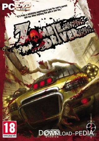 Zombie Driver HD (2012/MULTI6/ENG)