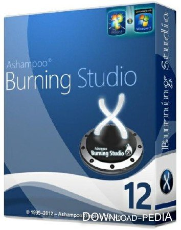 Ashampoo Burning Studio 12.0.12 Beta RePacK, Portable
