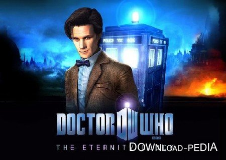 Doctor Who - The Eternity Clock (2012/PC)