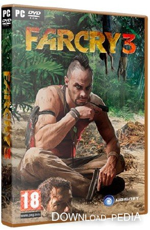 Far Cry 3 Deluxe Edition [Ru] (RePack/1.0) 2012 | DangeSecond