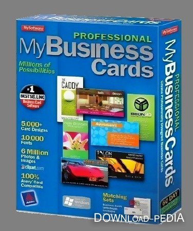 BusinessCards MX (v4.74 Final + ������� 1164 �����) (x86) [2012 �.] [Multi]