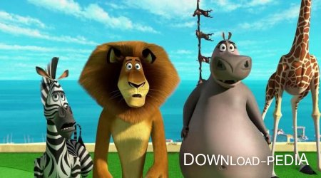���������� 3 / Madagascar 3: Europe's Most Wanted (2012 / HDRip)
