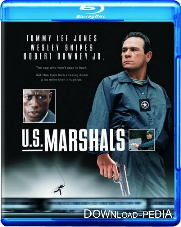 ��������� ������ / U.S. Marshals (1998/BDRip/1.46Gb)
