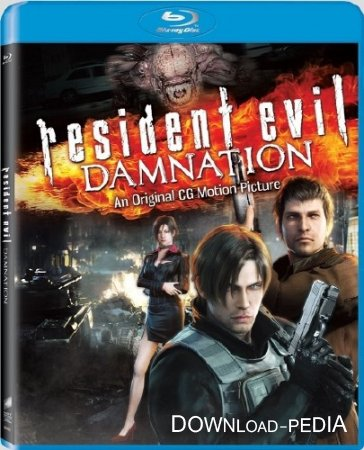 ������� ��� ��������� / Resident Evil Damnation [2012, ����������, �����, ����������, ������, �������, HD]