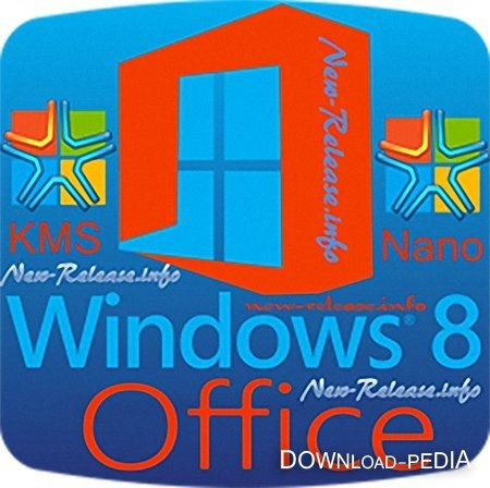 KMSnano 4.2 AIO Activator for Windows 7, 8 and Office 2013