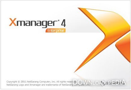 NetSarang Xmanager Enterprise 4.0.0194 (2012)