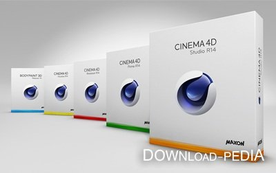 MAXON CINEMA 4D R14.014 FULL RETAIL x86 x64 ISO [2012, MULTI+RUS] + SERIAL KEY (Windows+ Mac OS)
