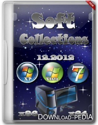 Soft Collections 12.2012 x86+x64 [MULTILANG+RUS]