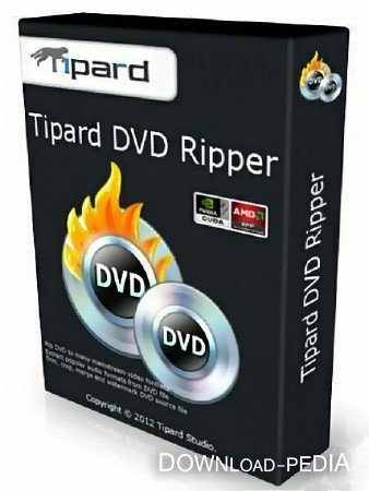 Tipard DVD Ripper 6.1.52 Portable