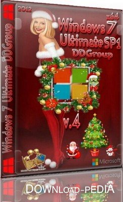 Windows 7 Ultimate SP1 x64 DDGroup [v.4] (22.12.2012, RUS)