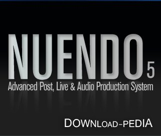 Steinberg - Nuendo 5.1.1 Build 5 x86 PORTABLE [2011, ENG]