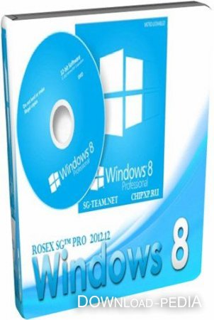 Windows 8 RoseX SG� PRO 2012.12 32 bit