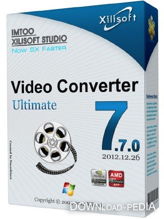 Xilisoft Video Converter Ultimate v 7.7.0 build 20121226 Final ML|RUS