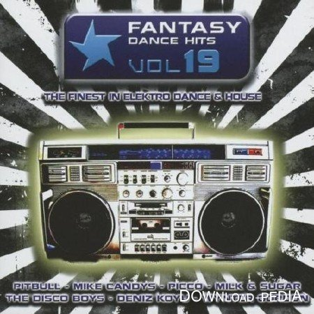 Fantasy Dance Hits Vol 19 (2012)