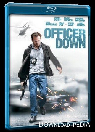 ������ ����� / Officer Down (2013) BDRip