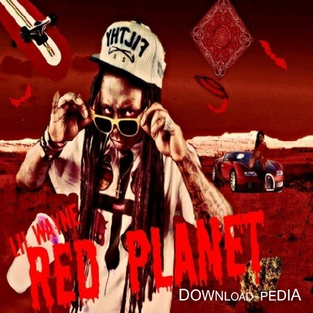 Lil Wayne – Red Planet (2013)