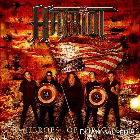 Hatriot - Heroes Of Origin (2013)