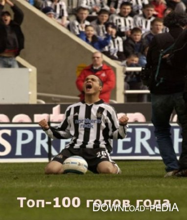 ������. ���-100 ����� ���� / Top 100 Goals of the Year (2012) WEBRip