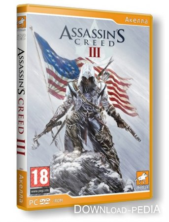 Assassins Creed 3 [Ru, En, Multi 15, 2012]