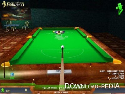 American Billiard (2009/PC/Eng)