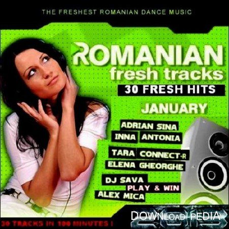Romanian Fresh Tracks (2013)