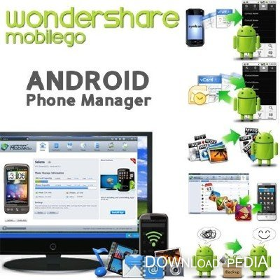 Wondershare MobileGo for Android 3.0.2.193 + RU
