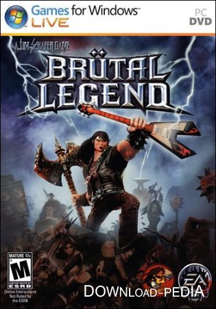 Brutal Legend (2013/MULTI5/L) RELOADED