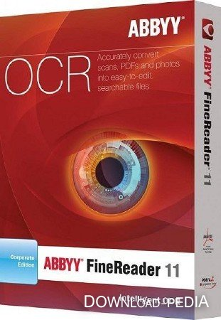 ABBYY FineReader 11.0.110.122 Corporate Edition Portable by Risovod