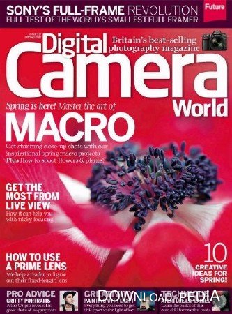 Digital Camera World Spring 2013