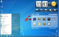 Windows 7 Ultimate SP1 �64 by Loginvovchyk � ����������� (������ 2013/Rus)