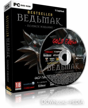 The Witcher / ������� Gold Edition (2007/PC/RUS) RePack �� UltraISO